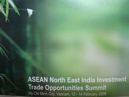 TTNC VN&ĐNÁ THAM GIA HỘI NGHỊ CƠ HỘI KINH DOANH VÀ ĐẦU TƯ VÙNG ĐÔNG BẮC ẤN – ASEAN