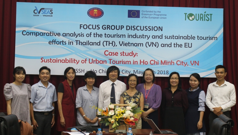 ATTAIN SUSTAINABLE URBAN TOURISM IN HO CHI MINH CITY