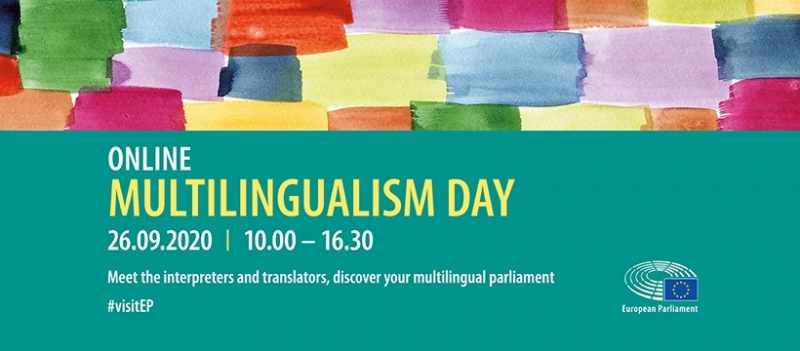 2020 MULTILINGUALISM DAY AND THE MANY LANGUAGES OF E.U.