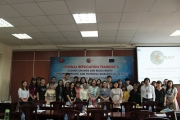 "INTERNAL REPLICATION TRAINING 4: ""CLIMATE CHANGE AND BIODIVERSITY: CONCEPTS, IMPACTS AND POTENTIAL RESEARCH AT VIETNAM"""