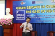 REACT NATIONAL SEMINAR 3: GREEN GROWTH AND THE CASE OF HO CHI MINH CITY
