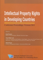 INTELLECTUAL PROPERTY RIGHTS IN DEVELOPING COUNTRIES